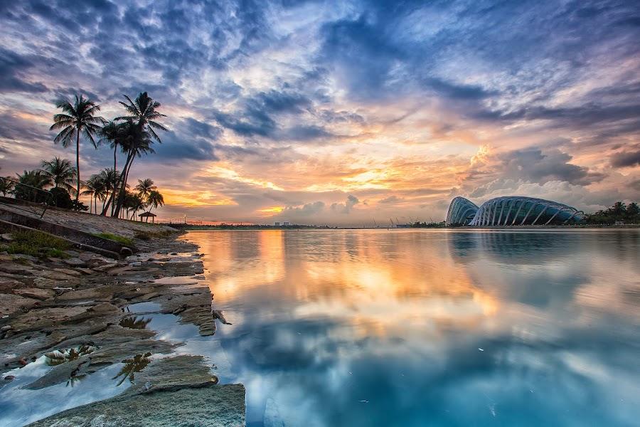 by Lb Chong Jacobs - Landscapes Sunsets & Sunrises