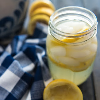 Fresh Squeezed Homemade Lemonade