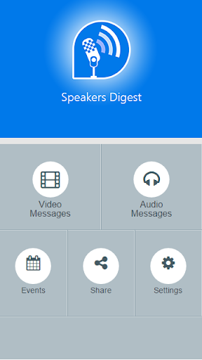 Speakers Digest