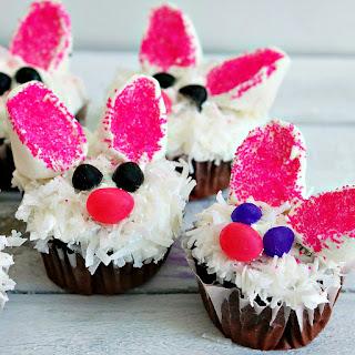 Bunny Cupcakes Tutorial