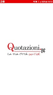 Quotazioni- screenshot thumbnail