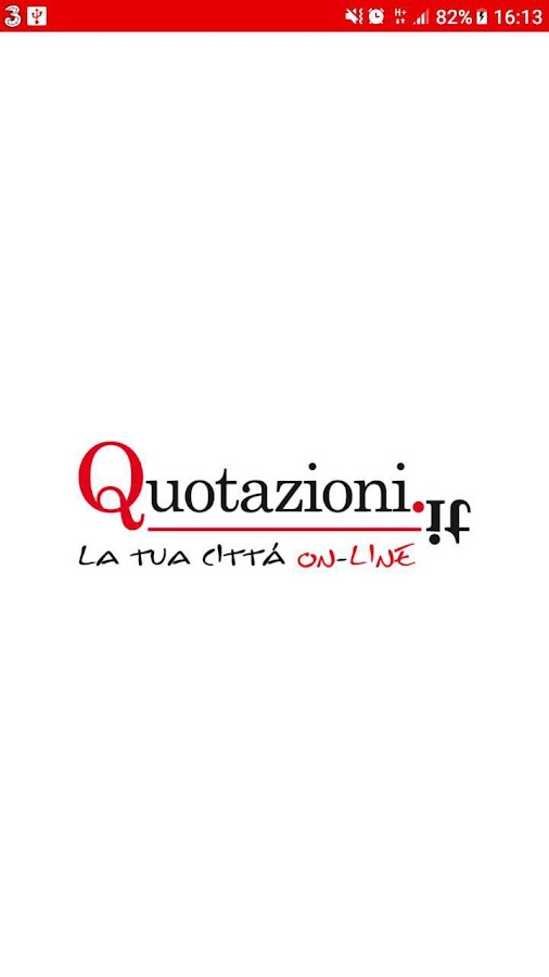 Quotazioni- screenshot