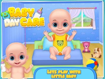 Babysitter Daycare Games - náhled
