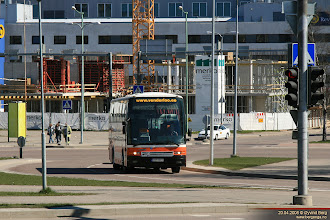 Photo: 322 MKD i Tallinn, 20.04.2008. Venderloo Bussid OÜ, Pärnu.