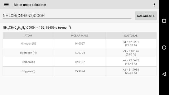 Periodic Table 2020 PRO – Chemistry MOD (Pro) 4