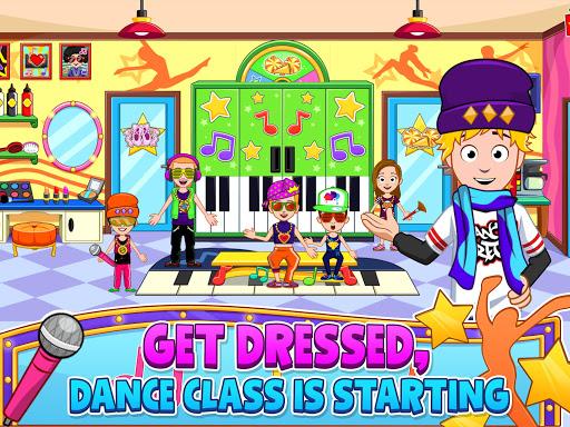 My Town : Dance School. Girls Pretend Dress Up Fun 1.19 screenshots 8