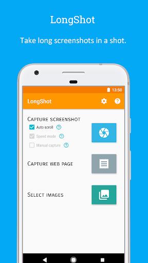 LongShot for long screenshot 0.99.83 screenshots 1