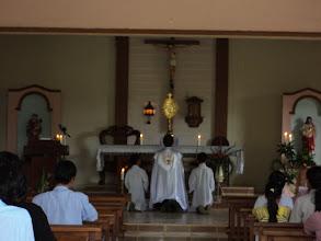 Photo: chầu tại nhà thờ La Dày
