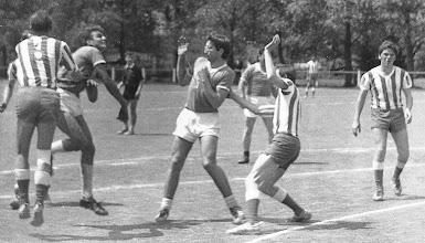 Photo: 1969: HSV Merzig gg. TV Brotdorf        10 : 20