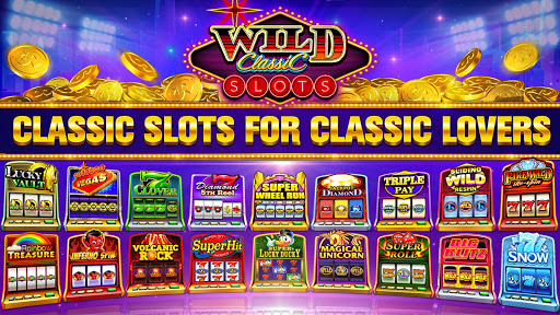 Classic Slots™ - Best Wild Casino Games screenshots 1