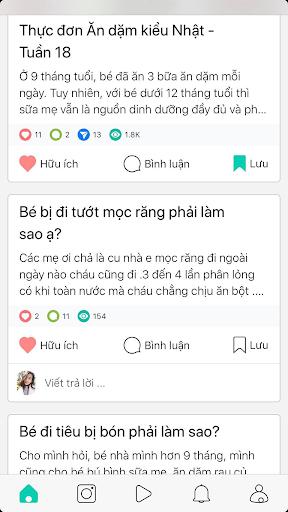 Tinh nang luu tru (bookmark), chia se bai viet va cau hoi huu ich - hinh 2
