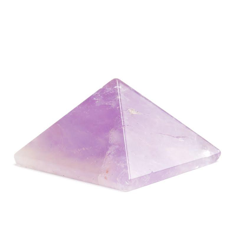 Ametist, pyramid liten