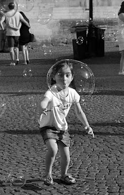 nella bolla! di aldopaolo