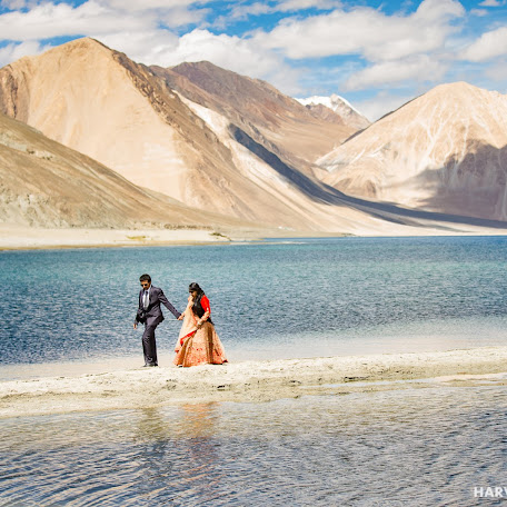 Wedding photographer Harvarinder Singh (harvie1987). Photo of 01.01.2017
