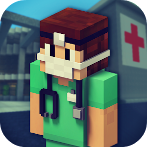 Hospital craft doctor games simulator building app for Good craft 2 play store