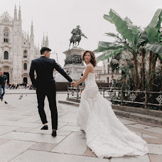 Wedding photographer Irina Kozyreva (Kozyreva). Photo of 31.10.2018