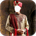 Sherwani Suit Photo Montage icon