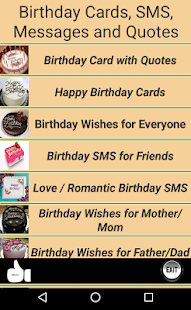 Happy Birthday Cards & Quotes - Apps en Google Play