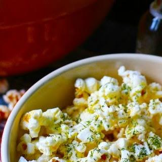 Gourmet Popcorn.