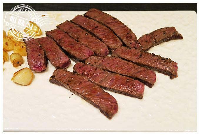 家蒂諾鐵板燒-9A澳洲和牛