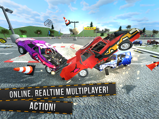 Demolition Derby Multiplayer screenshot 13