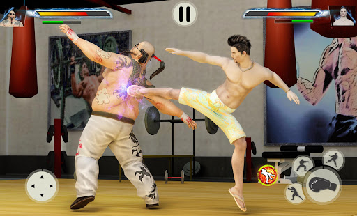 Virtual Gym Fighting: Real BodyBuilders Fight 1.1.2 screenshots 1
