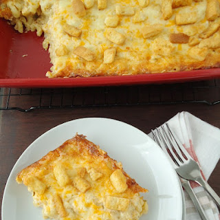 Spicy Macaroni and Cheese.