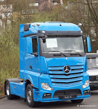 Photo: Actros in Busch Farbe?     ---> www.truck-pics.eu