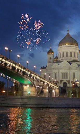 モスクワの壁紙とテーマ。