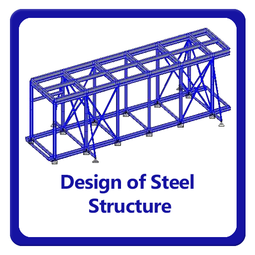 Design of Steel Structure - Civil Engineering - Apps on