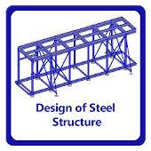 Design of Steel Structure : Civil Engineering App