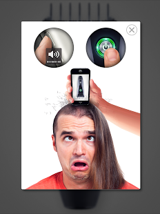 Hair Trimmer Prank- screenshot thumbnail