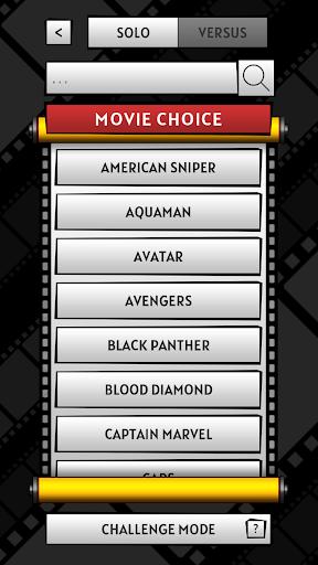 Movie Quiz - Testez vous sur vos films pru00e9fu00e9ru00e9s ! android2mod screenshots 2