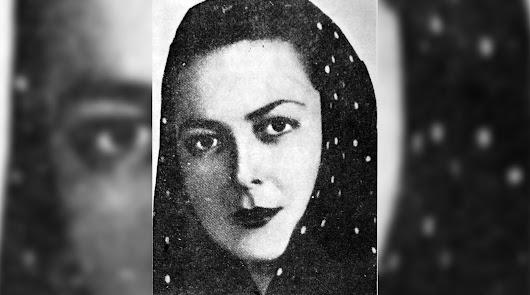 Encarnación Magaña, la primera mujer con una calle en Tabernas