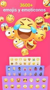 Teclado Emoji Facemoji-Emojis,Pegatinas,Temas,GIF 1