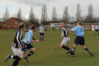 Photo: 10/03/12 v Sileby Victoria (North Leicestershire League Premier Div) 3-1 - contributed by Gary Spooner