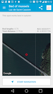 Carpigate - GPS App for Angler- screenshot thumbnail