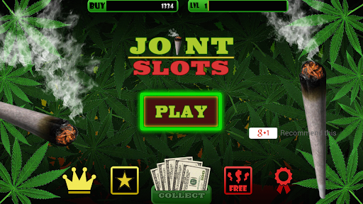 Joint or Blunt Slots Casino