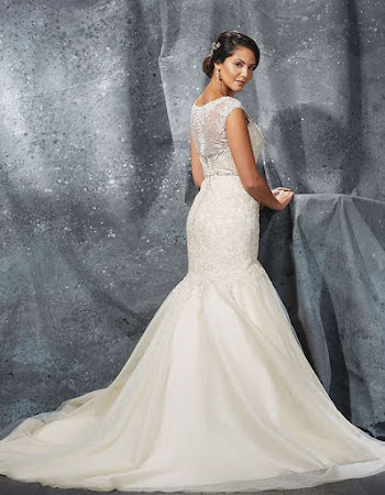 B1491 Wedding Dress Sacha James