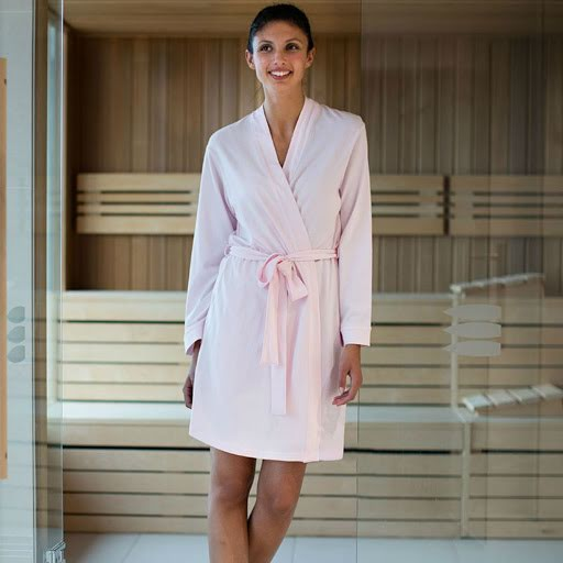Women's Hotel Wrap Robe