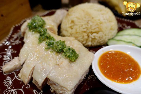 海南雞飯,叻沙讓人南洋美食一次滿足-新加坡風味美食老巴刹Lau Pa Sat