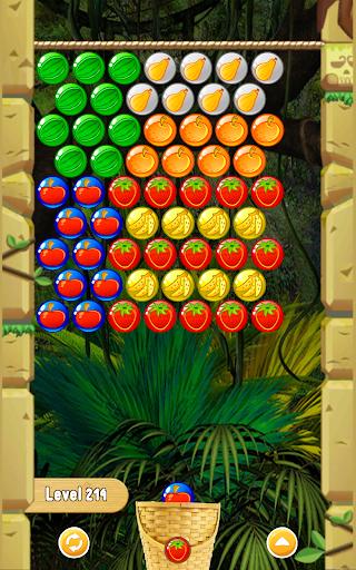 Jungle Bubble Shooter 35.1.10 screenshots 18