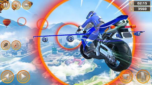Mega Ramp Impossible Tracks Stunt Bike Rider Games 2.9 screenshots 13