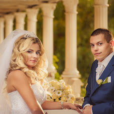 Wedding photographer Aleksandr Mokshin (Mokshin). Photo of 14.12.2014