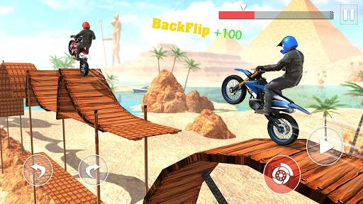 Racing Moto Bike Stunt -Impossible Track Bike Game apktram screenshots 8