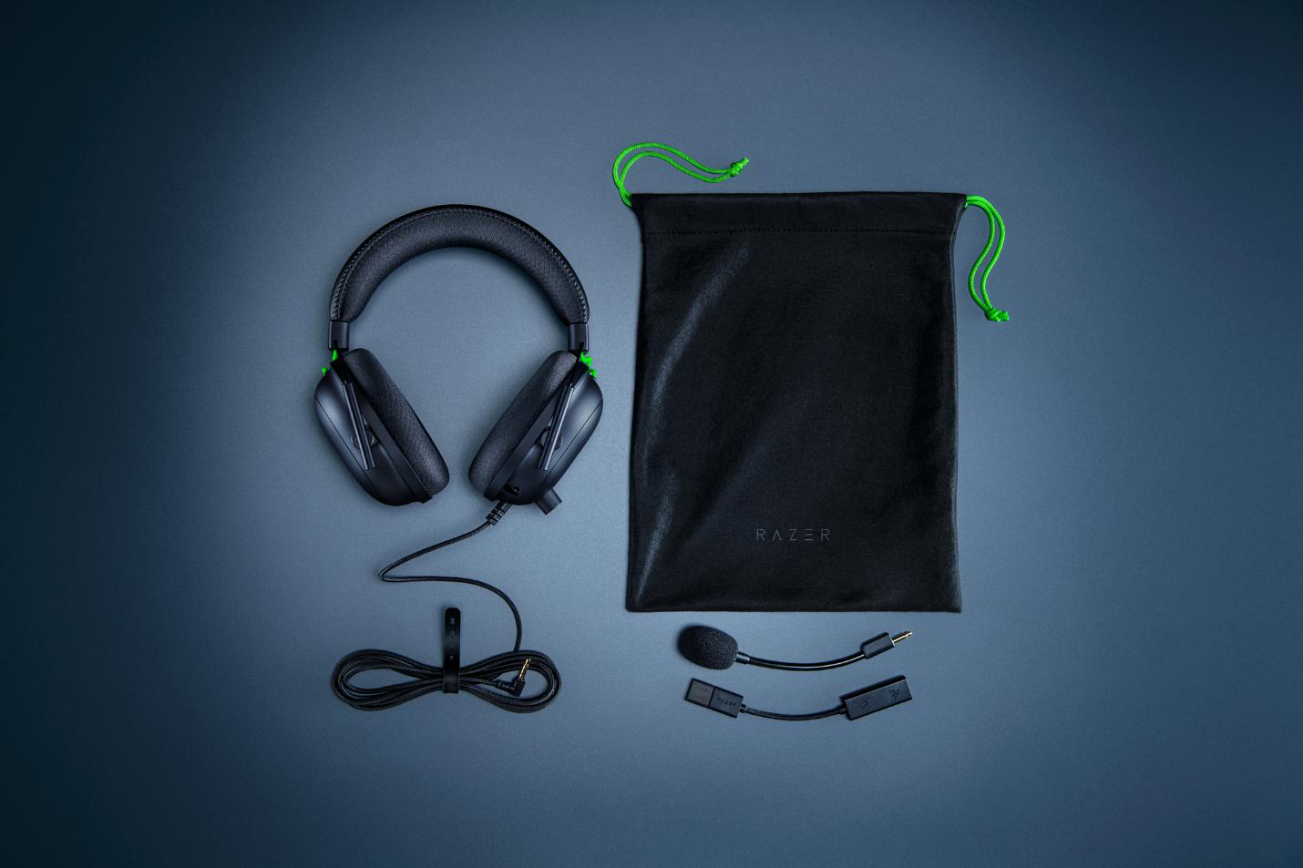 Razer BlackShark v2 eSports headset with THX Spatial Audio