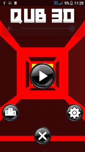 QUB 3D - náhled