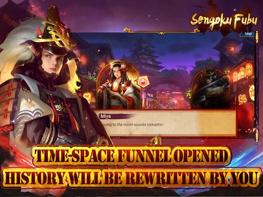 Sengoku Fubu apktram screenshots 9