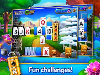 Solitaire – Grand Harvest APK Download – Free Card GAME for Android 3