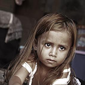 The Mabul Girl by Härris McHörrör - Babies & Children Children Candids